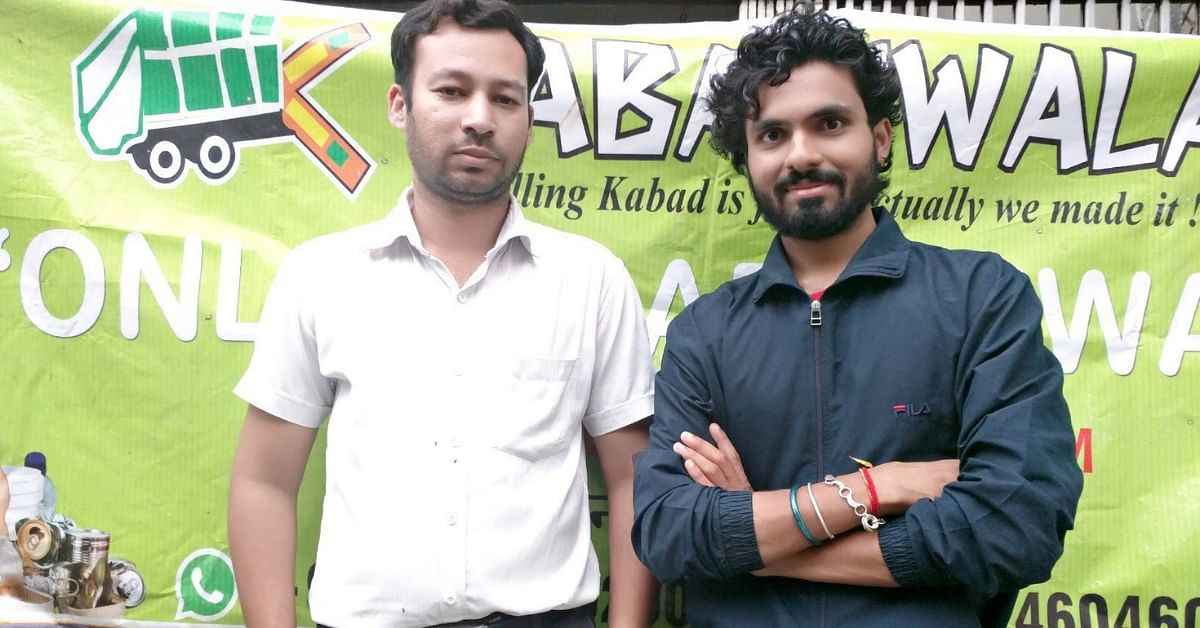 Selling Kabad Online Can Save 10K Trees & 13.8 Mn Litres Water. Bhopal Startup Shows How!