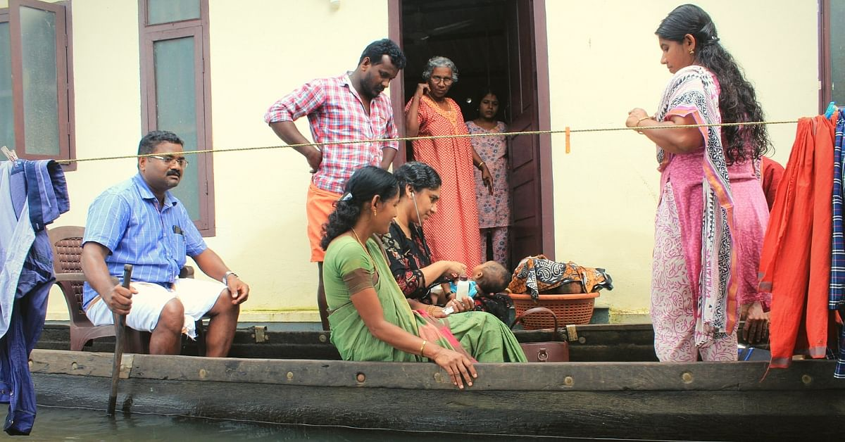 The Story Behind the Heartwarming Kerala Pic That Made It To the WHO Calendar