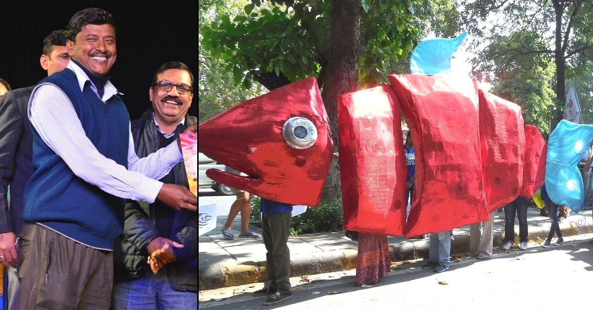 This Man Quit Corporate Job After 19 Years to Become an Award-Winning Puppeteer!