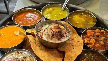 Mumbai best thali Pancham puri wala iconic eatery food india