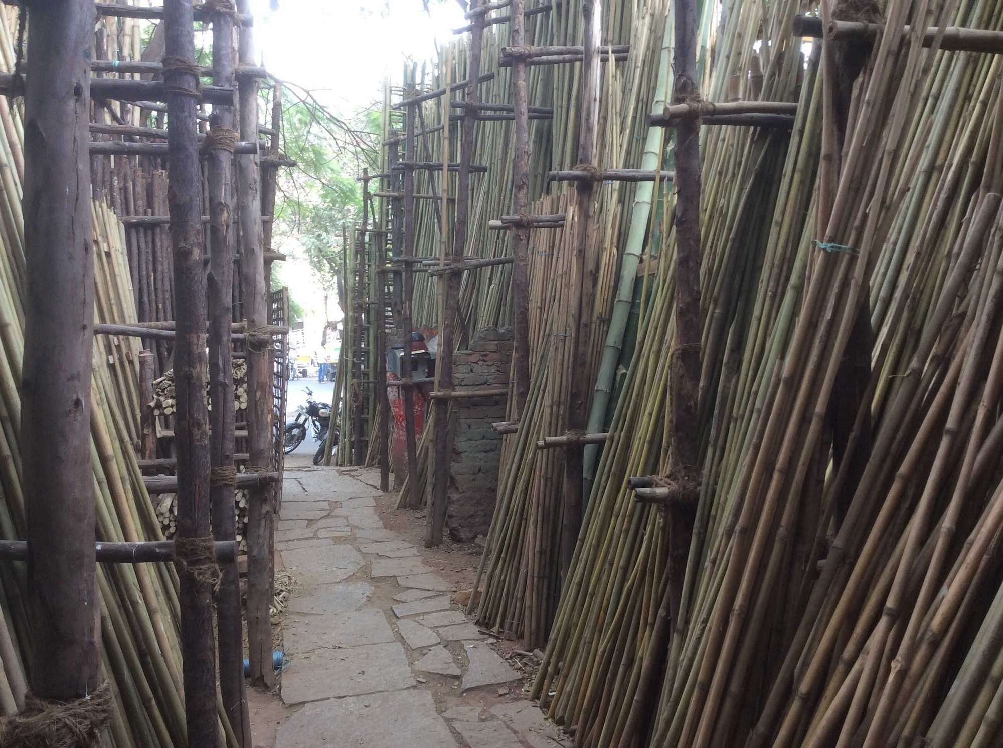 Bamboo Bazaar, Bengaluru. (Source: Just Dial)