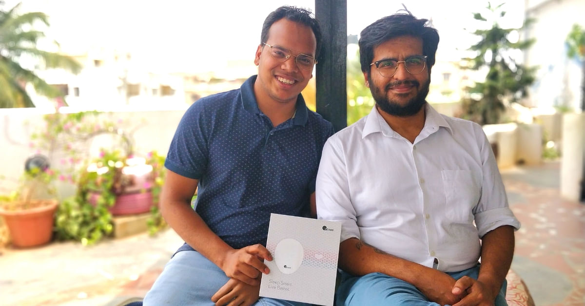 Built by IIT Grads, This Contact-Less Innovation Can Detect Heart Disorders as You Sleep!
