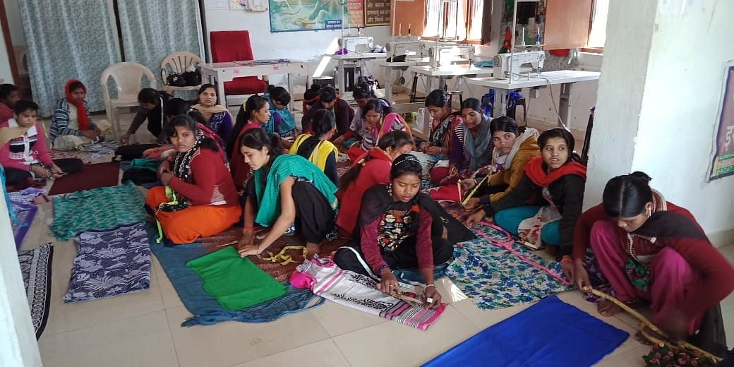 176 are working at a textile company in Bengaluru. (Source: SS Rawat)