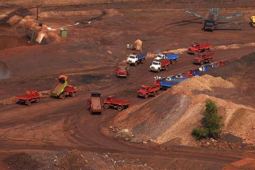 Illegal mining in Goa. (Source: Facebook/Aldrin Coutinho)