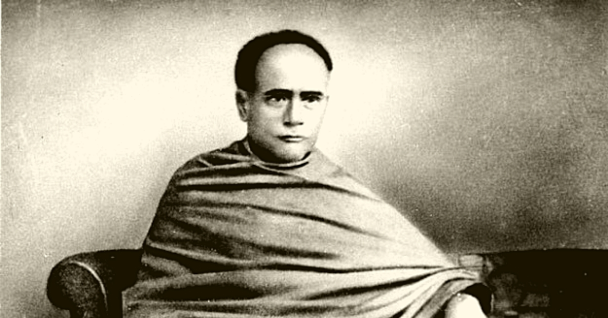 Vidyasagar: The Brilliant Man Who Stood Up For The Women of 19th Century India