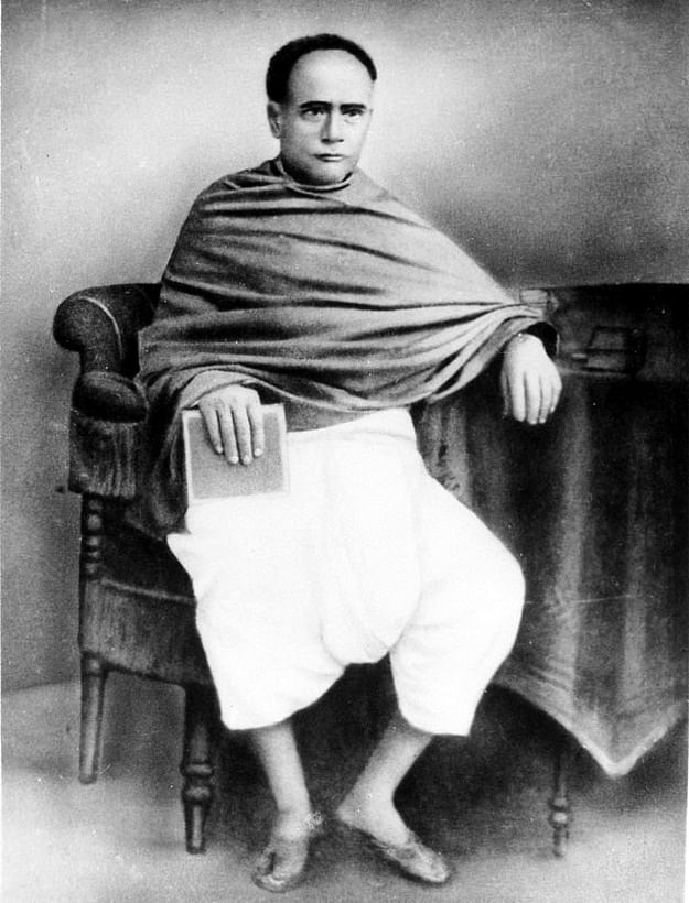 Ishwar Chandra Vidyasagar (Source: Wikimedia Commons)