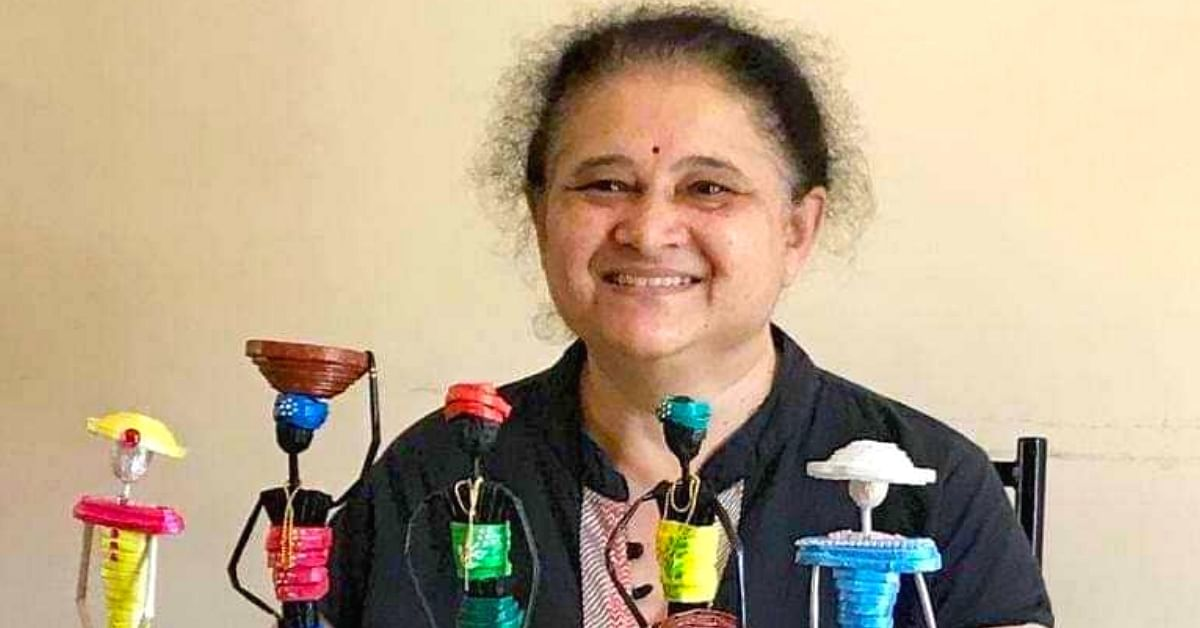 Nashik Homemaker's Stunning Newspapers Dolls Will Inspire You To Go Crafty With Trash