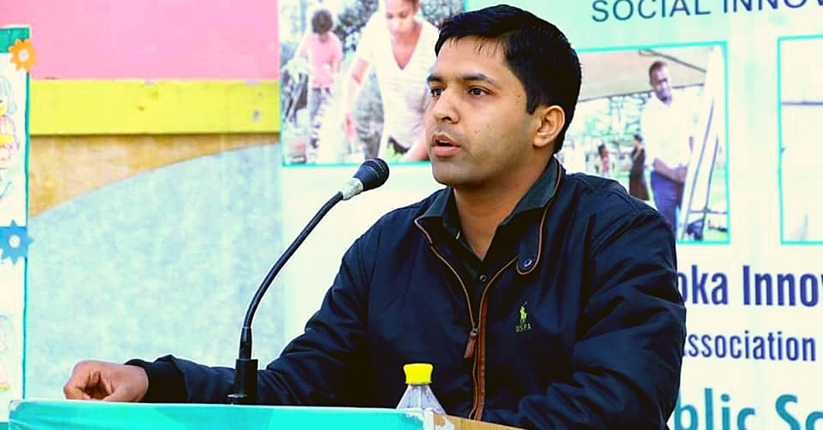 Using Tech, 26-YO Jodhpur Man Helps Govt Solve 180+ Civic Complaints On Time!