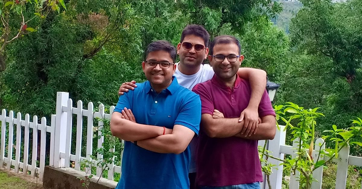 MBA Grad Trio Quit Cushy Jobs, Help MNCs & Govt Save Water on a Massive Scale!