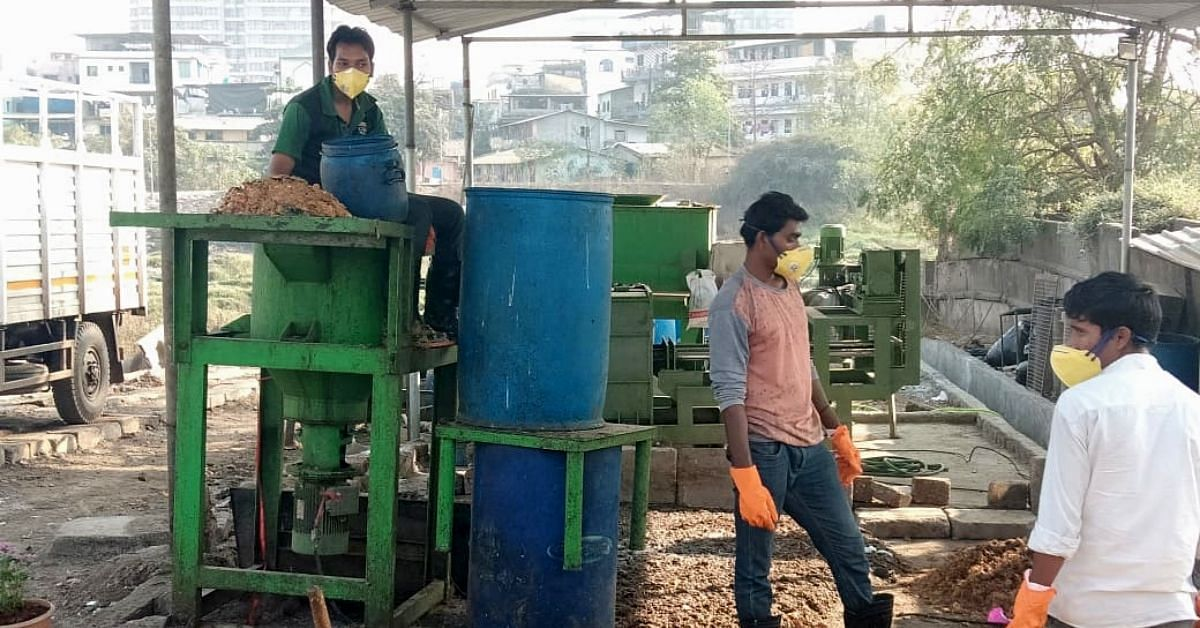 Maha Farmer Collects Waste From 3K+ Homes, Helps Civic Body Save Rs 8 Lakhs!