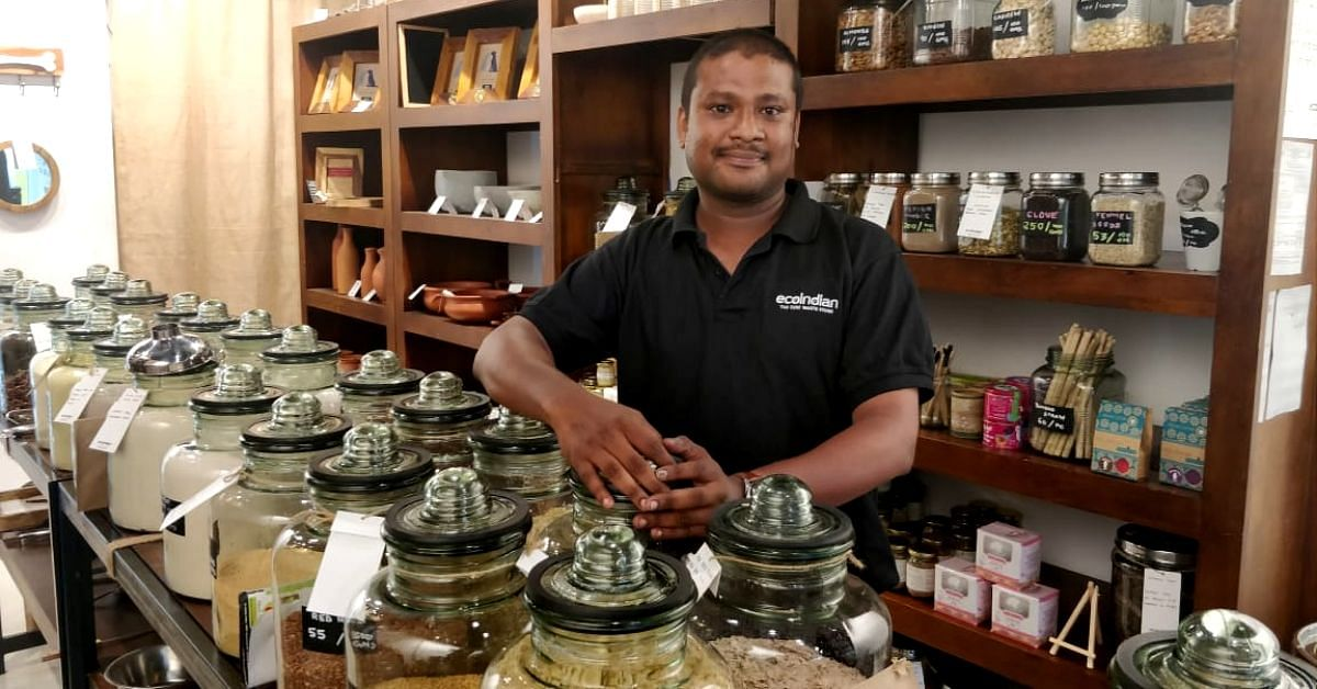 Exclusive: These Chennai Friends Give Tamil Nadu Its First Zero-Waste Grocery Store