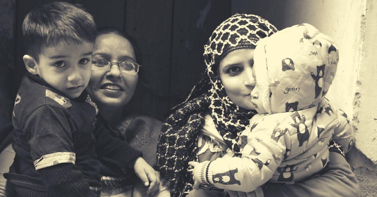 How Kirana Stores Are Helping Parents Fight Malnutrition in a Mumbai Slum