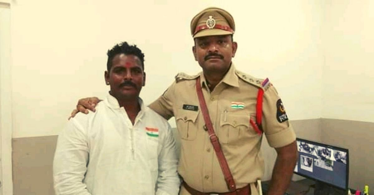 This Real-Life Hero Has Saved 100+ Suicide Victims, Recovered 1000+ Dead Bodies