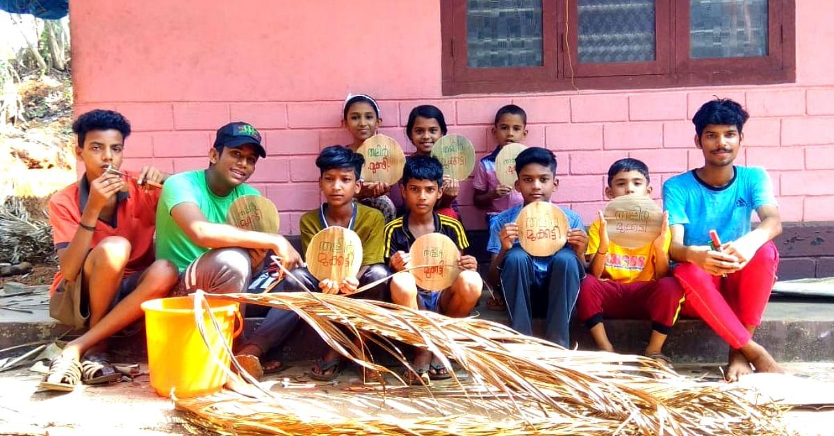 Low-Cost, Green & 'Cool' Idea by Kerala Kids Helps Traffic Cops Beat the Heat!