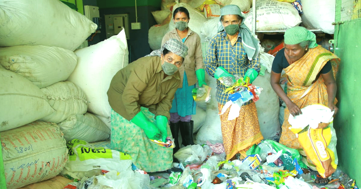 Kerala Uses 9,700 Tonnes of Plastic Waste to Pave 246 Km of Roads, Help Local Women