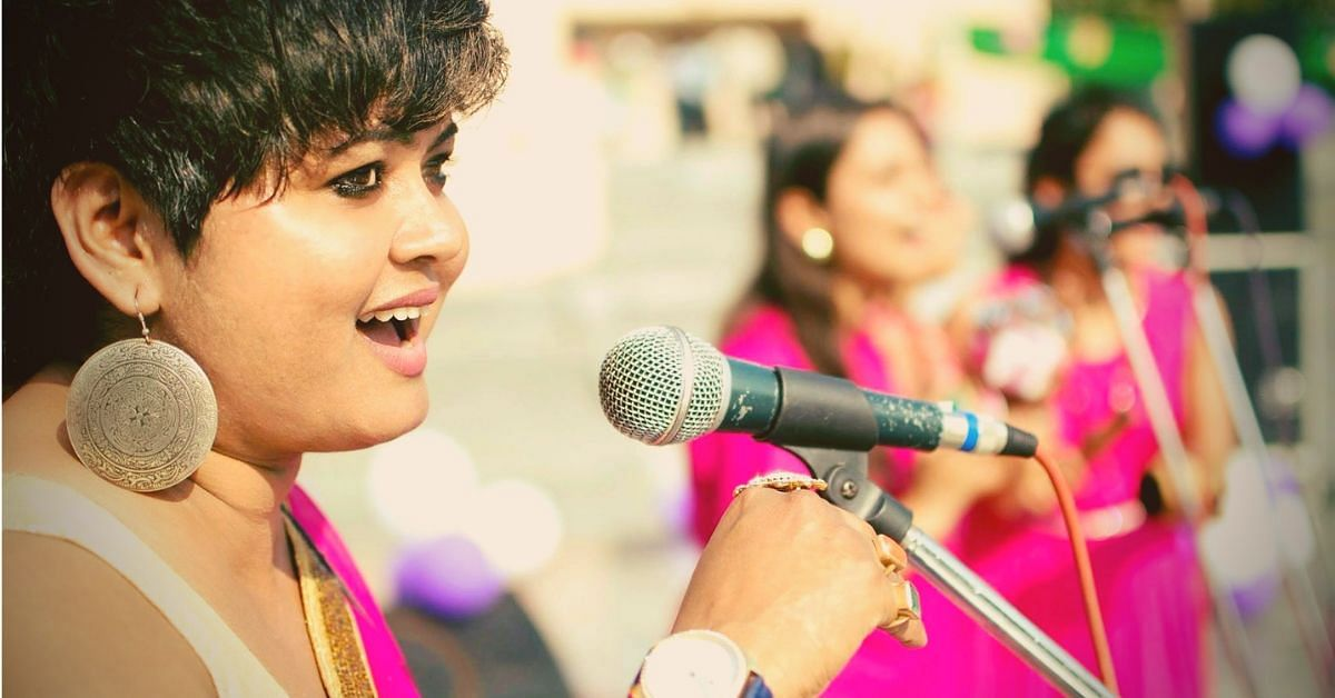 Exclusive: India's 1st All-Women Rock Band Will Have You Grooving to Gender Justice