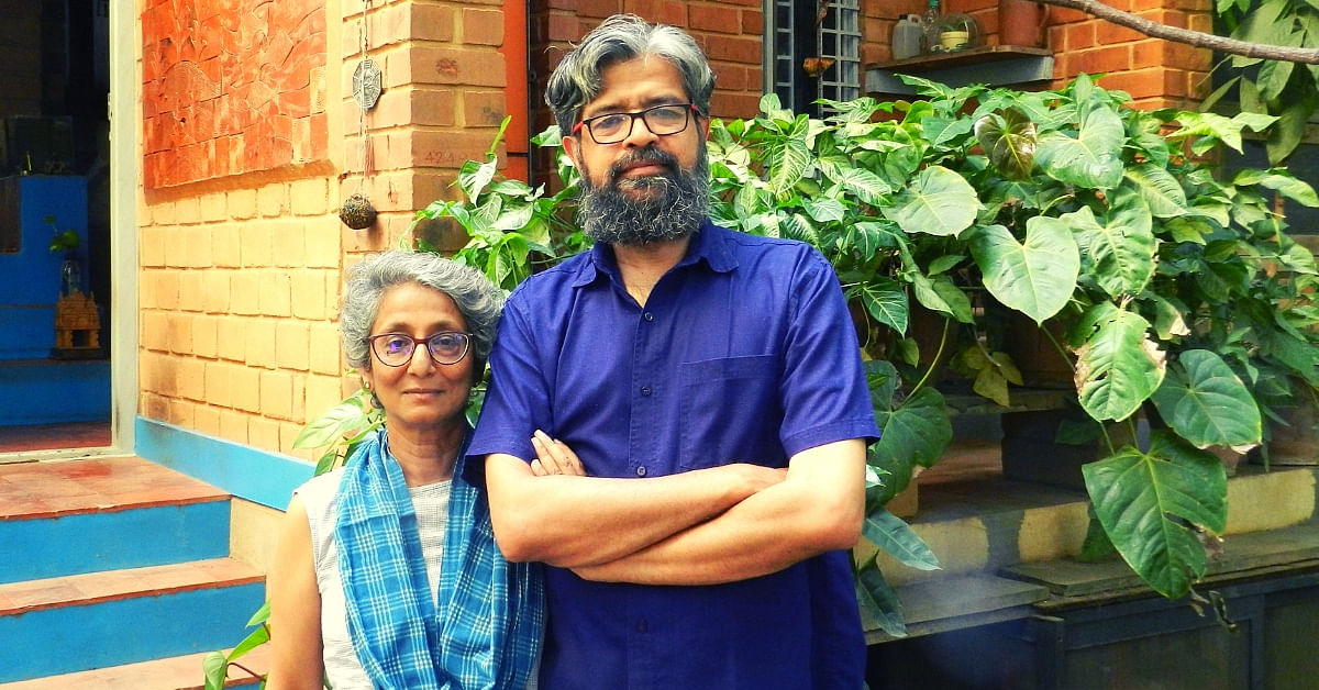 This Bengaluru Couple Save 1 Lakh Litres of Water Every Year. Here's How