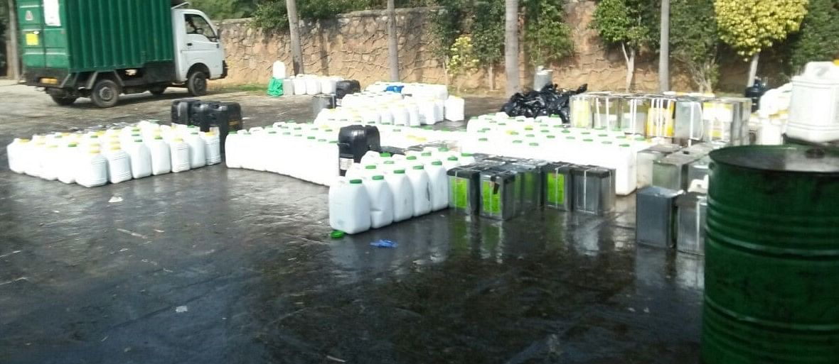 Haryana Entrepreneur Turns 5,000 kg Waste Cooking Oil into