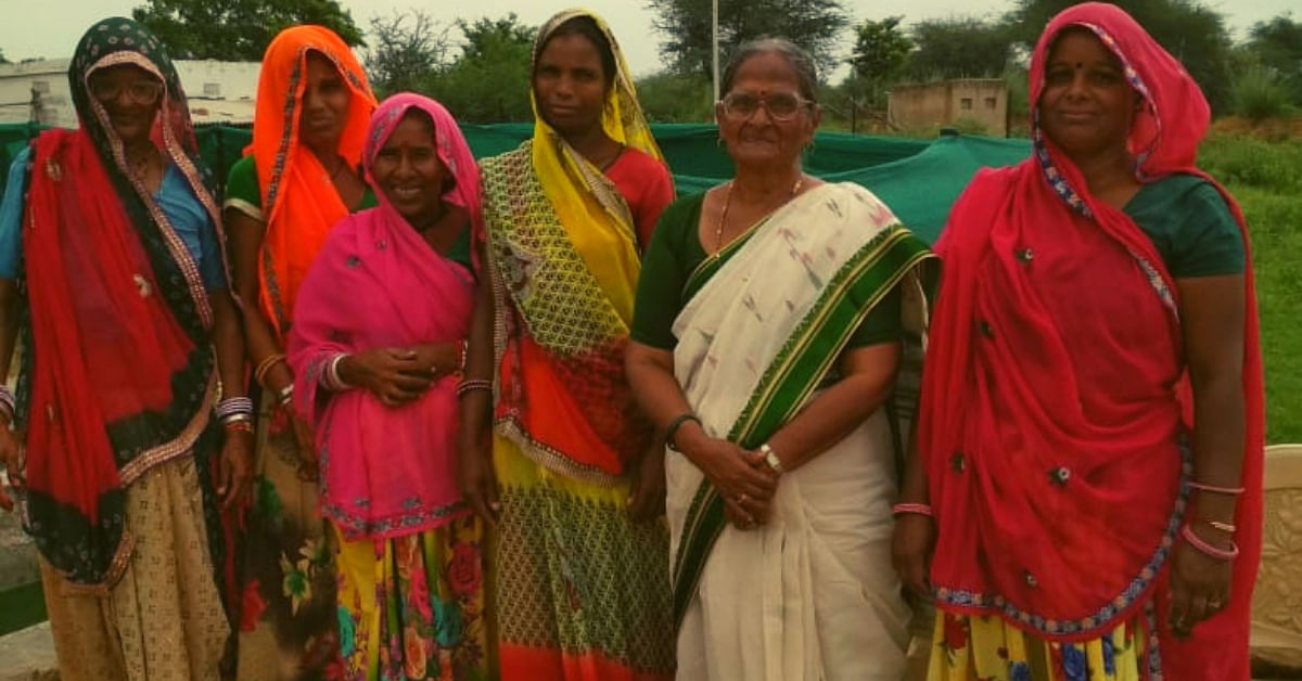 78-YO Rajasthan Professor's 'Superfood' Farms Have Empowered Local Women Since 1999