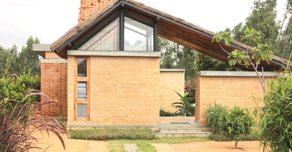 Bengaluru Architects Return to Their Roots to Build Green Homes For The Future