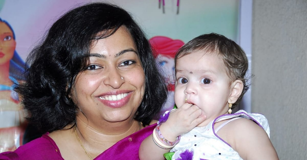 Mother's Day: Pune Single Mom Adopts Baby Girl With Heart Defect, Inspires Many