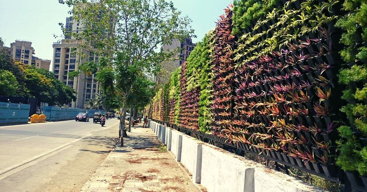 Mumbai Gets First-Of-Its-Kind Bio-Fence to Protect Mangroves From Waste