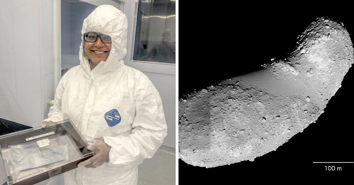 Indian-Origin Scientist Co-Finds Water on Peanut-Shaped Asteroid, Itokawa!