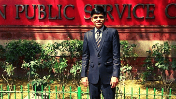 Indore son of Petrol pump owner cracks upsc exam first attempt india