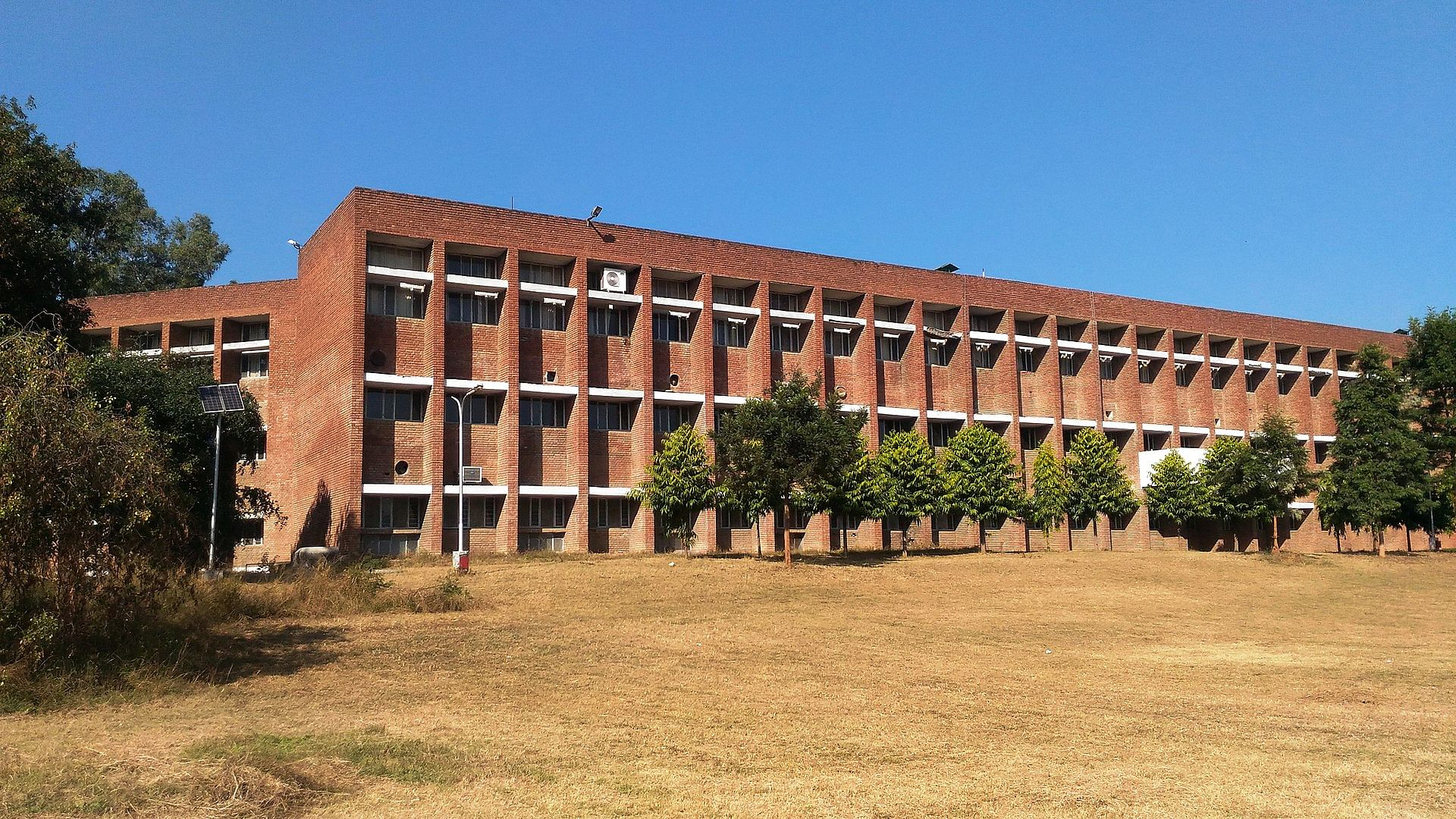 Government Home Science College, Chandigarh. (Source: Wikimedia Commons)