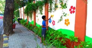 Chennai street sustainable homes green award Tamil Nadu govt