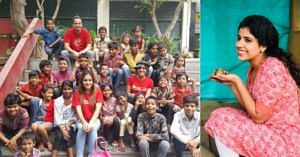 At 19, She Lost 70% Vision. Today, Her 'Bucket List' Spells Hope For Street Kids!