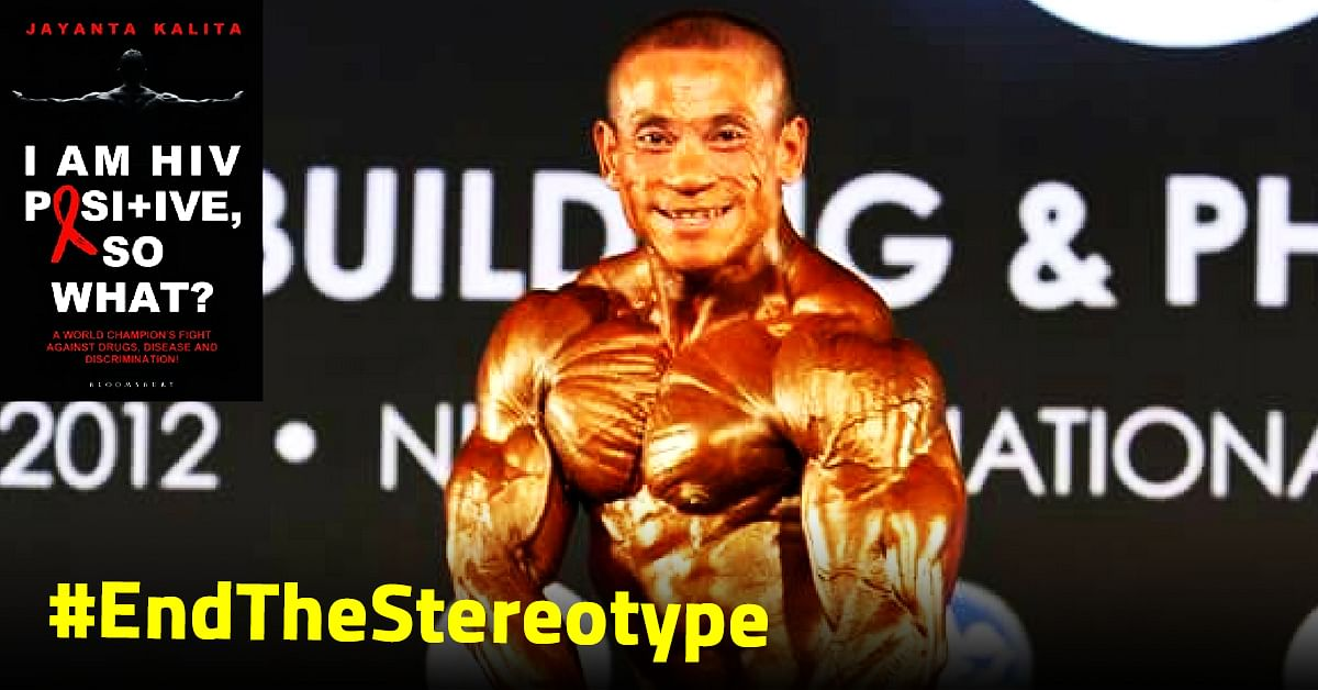 'HIV+? So What?': Multi-Title Winning Body Builder From Manipur Redefines True Grit