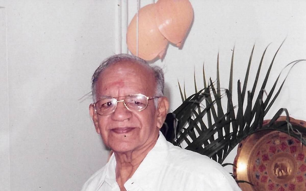 V.R. Lakshminarayanan (Source: Facebook/Balamurugan)