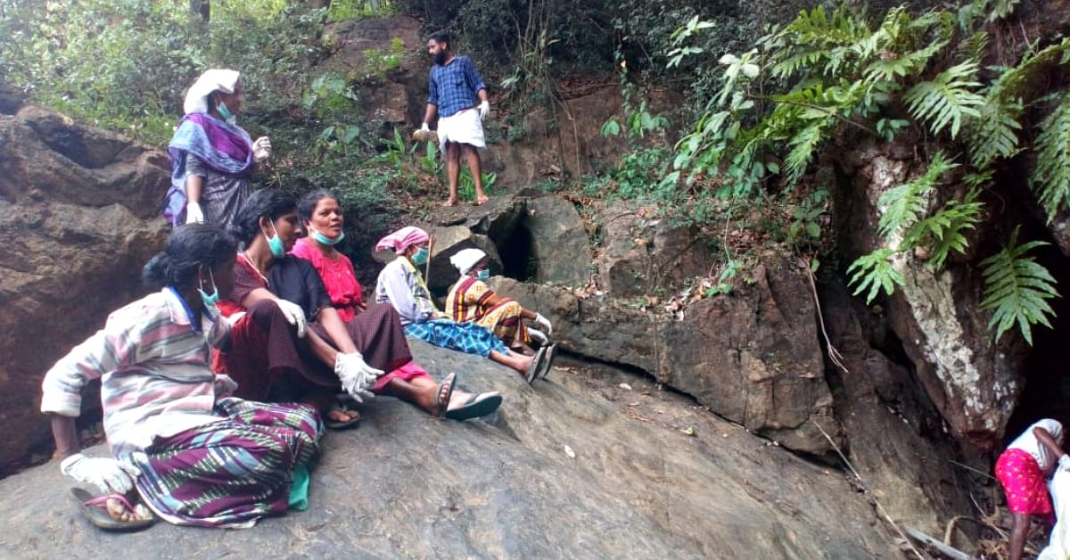 Busting Myths, 300+ Women From Kerala Village Join Hands to Revive Waterfall!