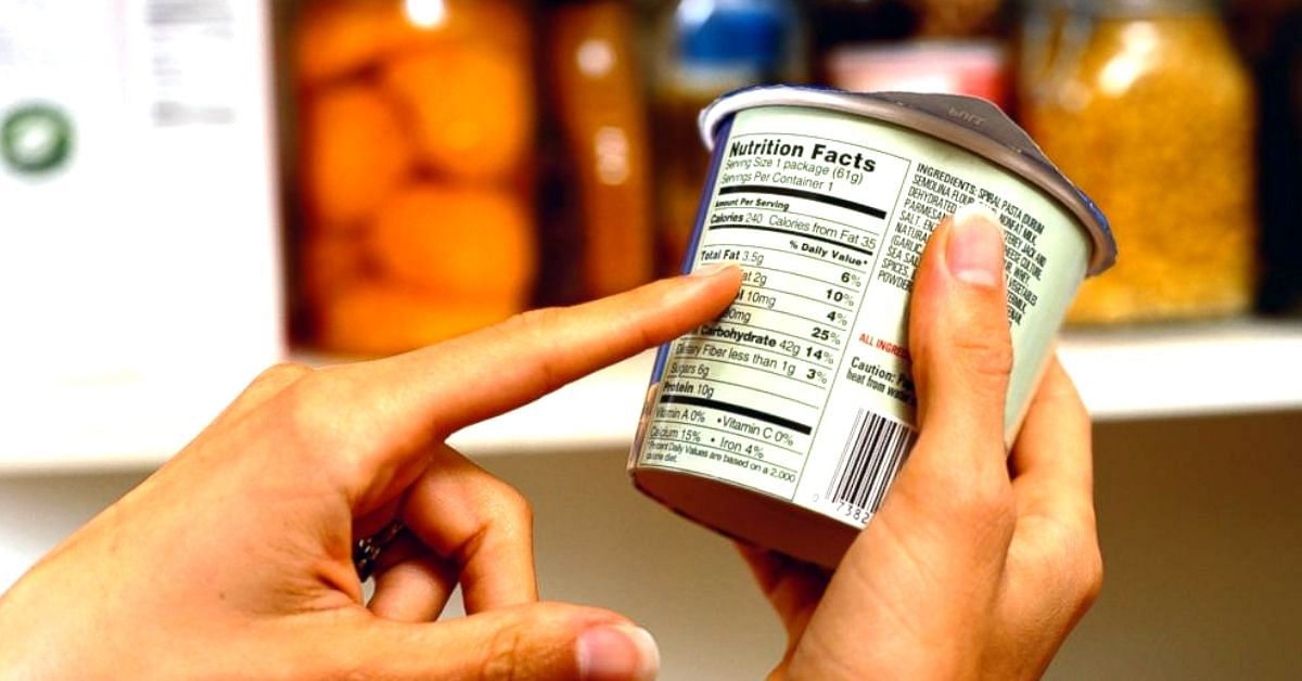 Packaged Food With High Fat, Sugar To Be Marked Red: How To Read Food Labels
