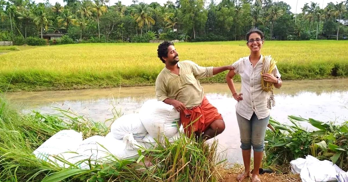 Owning No Land Couldn't Stop This Couple From Starting an Organic Revolution!