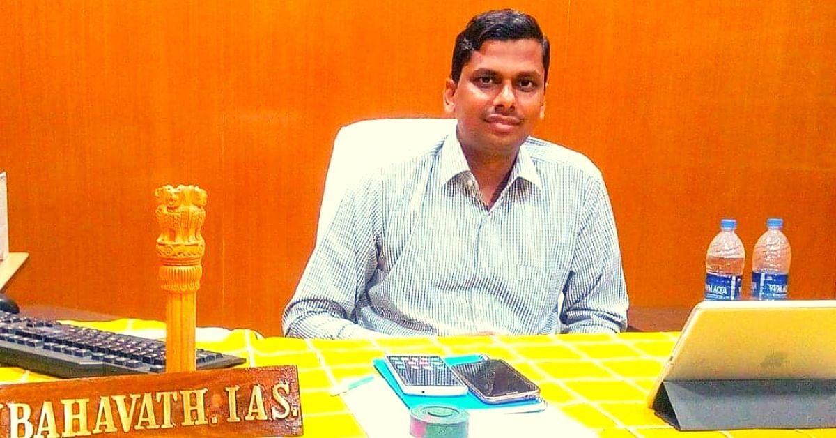 Rejected For a Govt Job, TN School Dropout Becomes IAS Officer 19 Years Later!