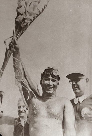 Mihir Sen: Remembering India's Greatest Long Distance Swimmer. (Source: Twitter)