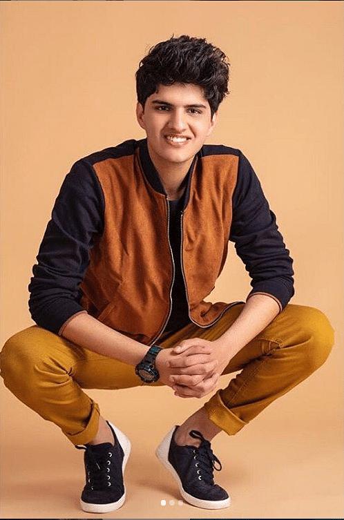 Pranav (Source: Instagram/pranavbakhshi)