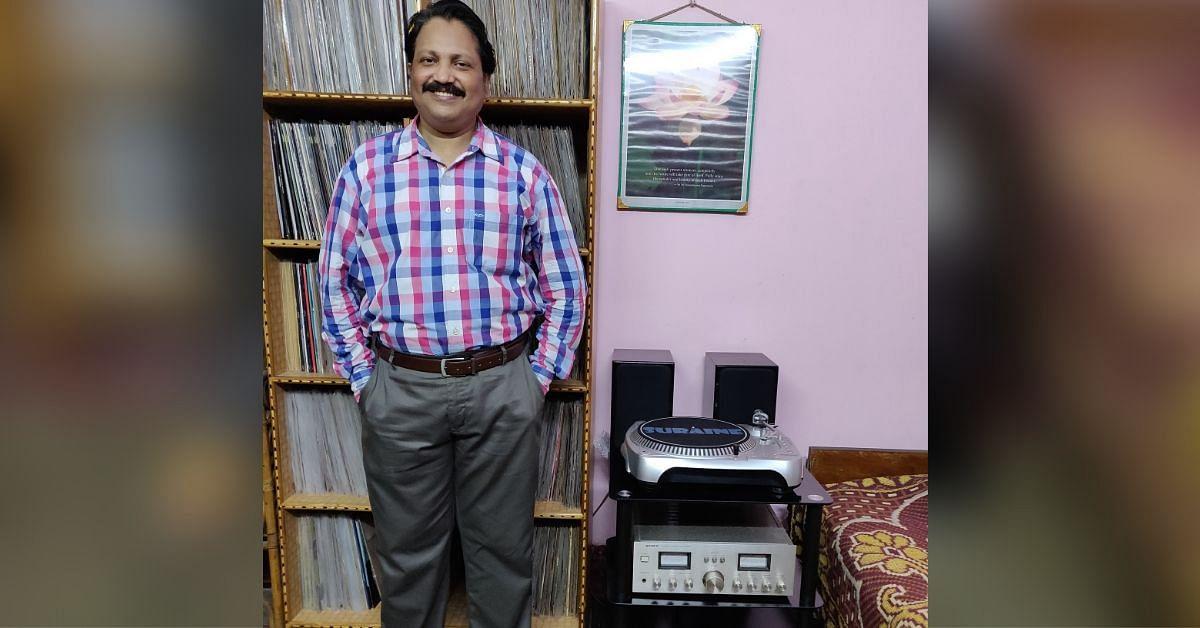 Odisha Civil Servant Collects 4000+ Vinyl Records, Uses YouTube to Preserve History