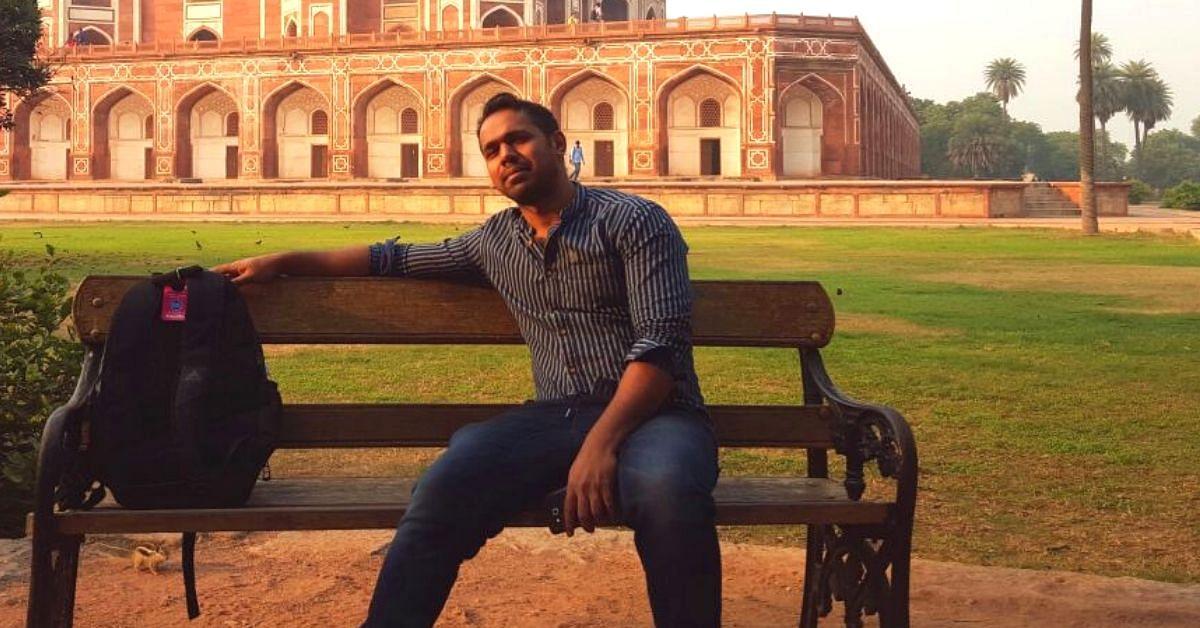 An Alcoholic Dad & Single Mom's Struggles Pushed This Kerala Man to Crack UPSC