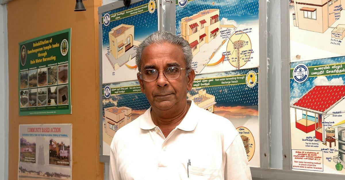 Chennai Water Crisis: 71-YO 'Rain Man' Helps Hundreds Recharge Their Groundwater!