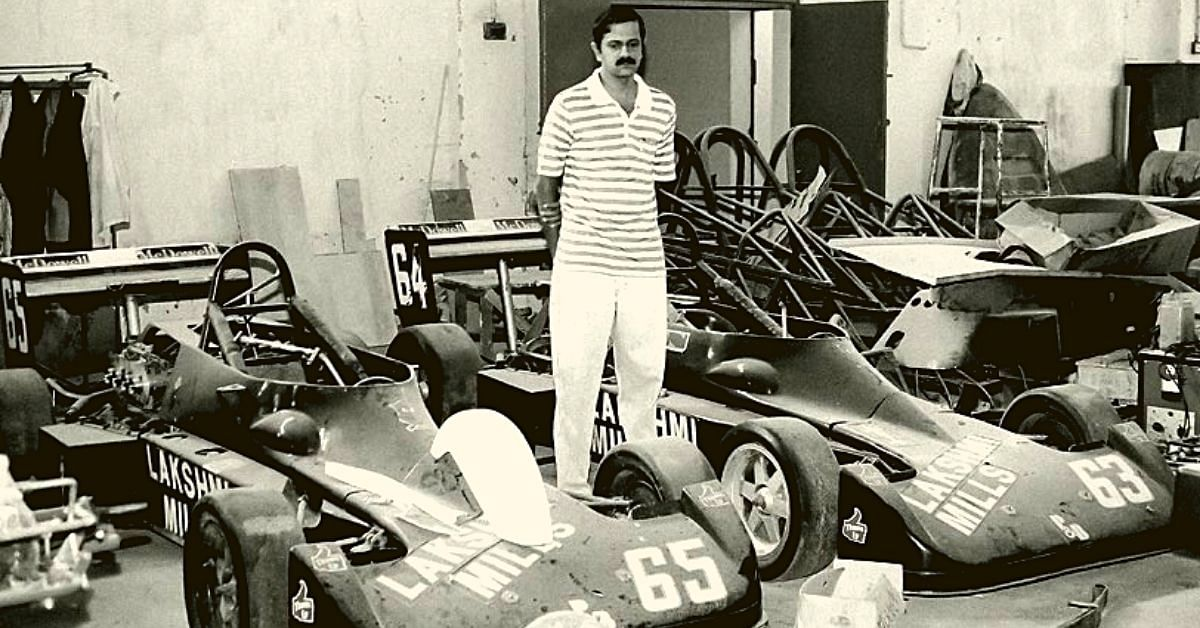 How One Man From Coimbatore Laid The Foundation For Indian Motorsports