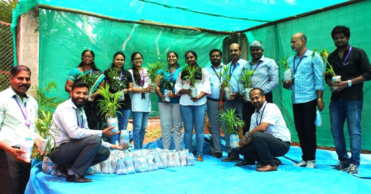 Wind Energy, Organic Veggies & Steel Water Cans: Bengaluru Firm Shows The Way!