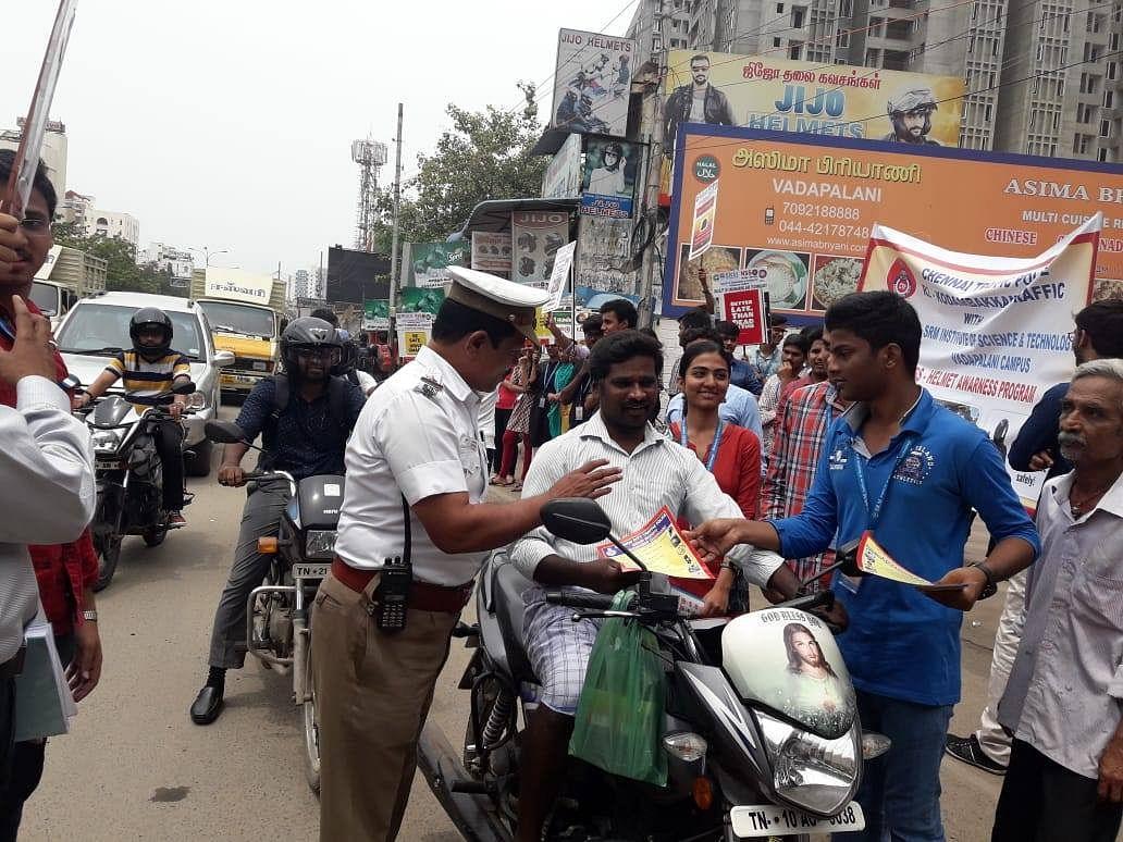 (Source: Facebook/Chennai Traffic Police)