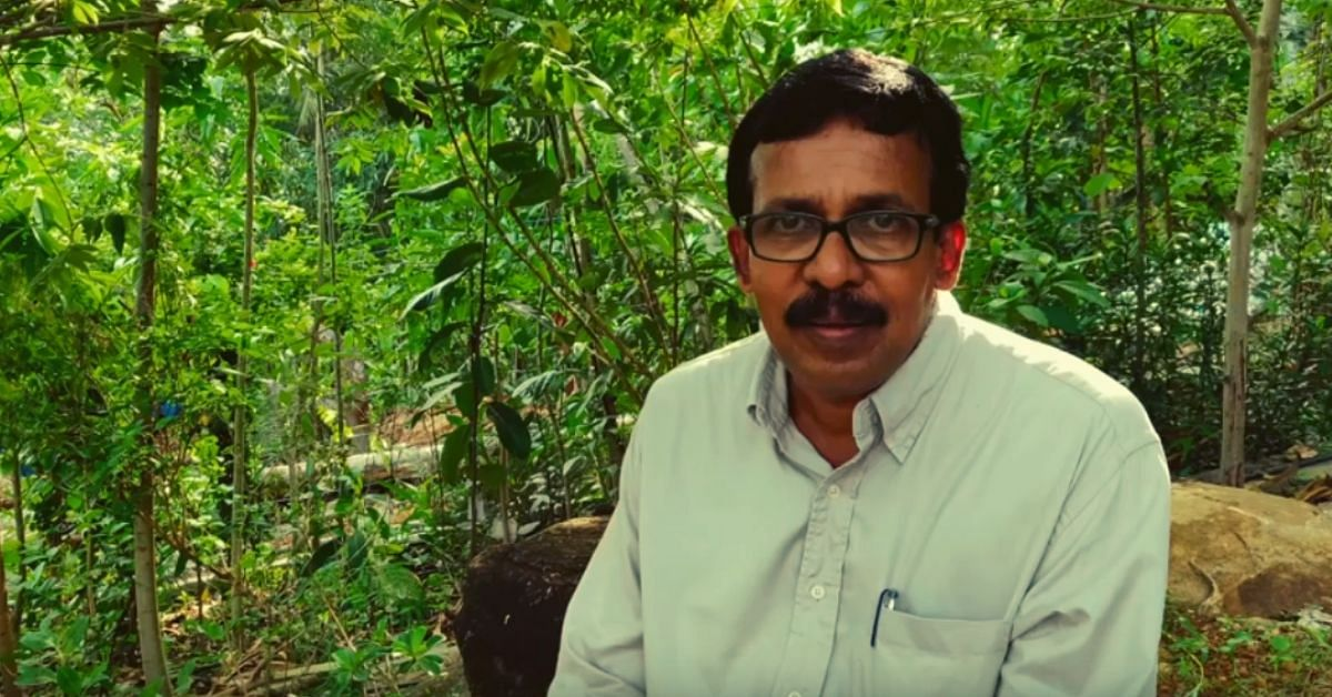 No Green Space In Your Town? Kerala Man Grows 400-Tree Forest in 3 Cents of Land!
