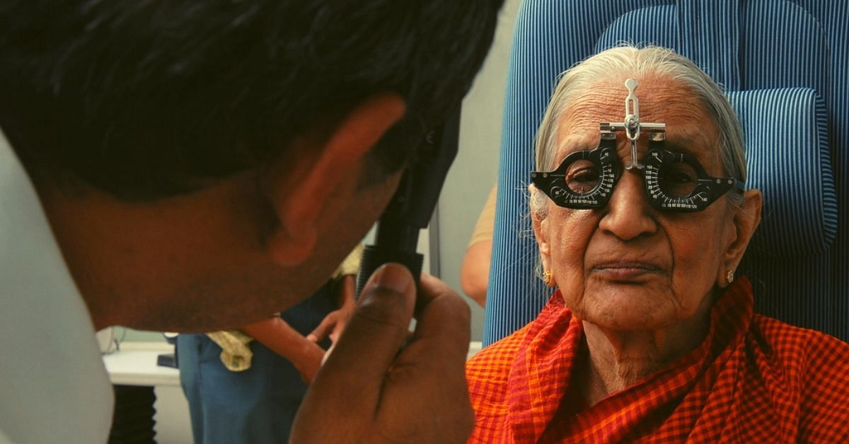 An Eye Test For Rs 50: This Assam Doctor Has Changed Nearly 2 Lakh Lives!