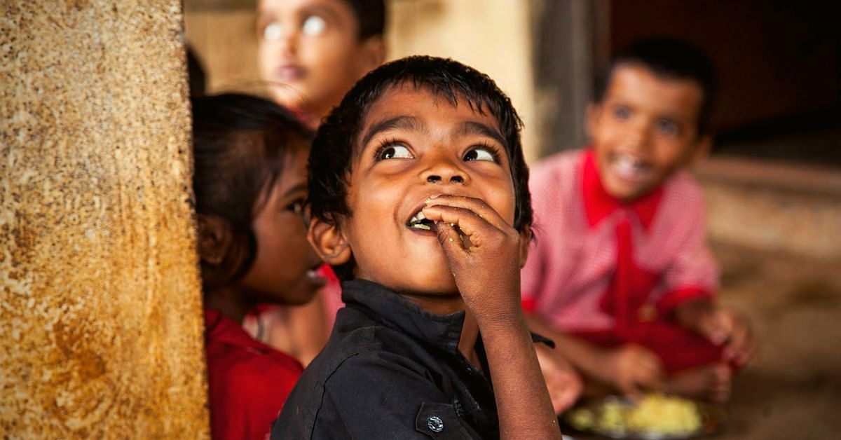 Coimbatore Initiative Serves Junk-Free Snacks & Lunches to Thousands of School Kids!
