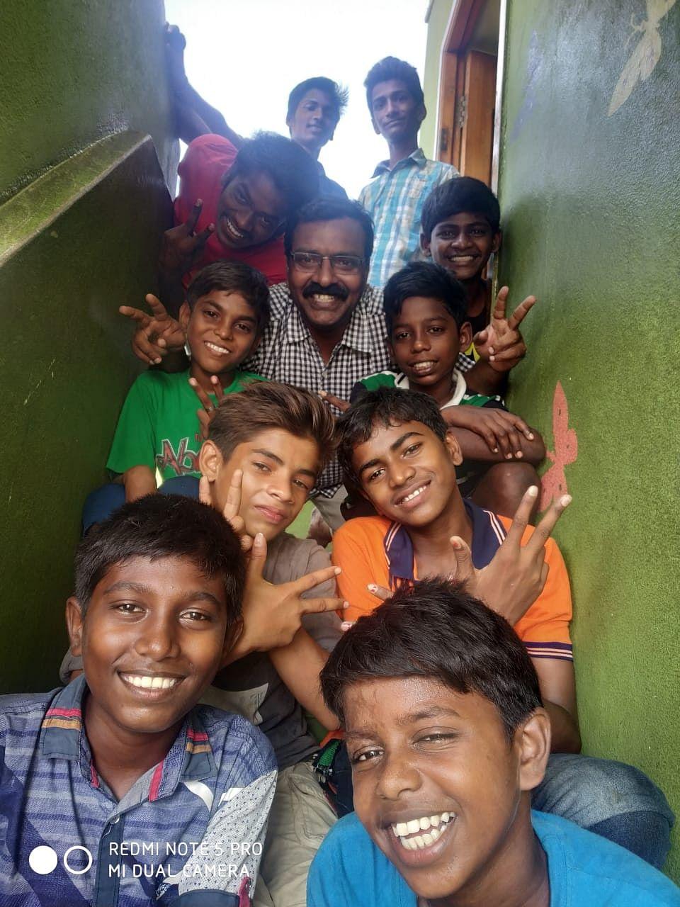 Chennai-hiv-shelter-trust-solomon