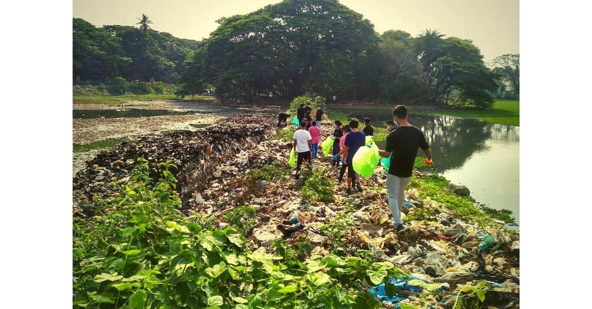 Plants to Filters: How 1500 Water Warriors Plan to Clean Bengaluru's Ulsoor Lake